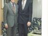 Felix Pando and Carlos Menem